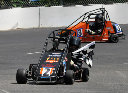 Are not pomona valley quarter midget racing association really